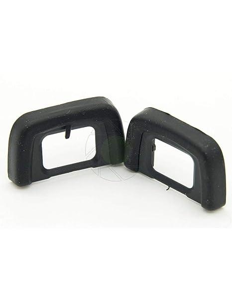PROtastic DK-20 - Ojales de repuesto para cámaras Nikon FM10, D50, D60, D70s, D5100, D3200, D3100 y D3000 (2 unidades)