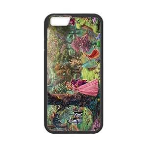 Cokitec-Carcasa para iphone 6 De 4,7 pulgadas ()-Accessories-Carcasa para iphone, diseño De princesas mejor original-Carcasa De protección