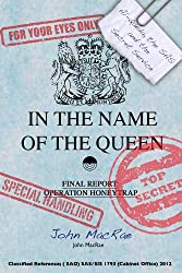 In The Name Of The Queen: Al Qaeda,  the SAS, and the Secret Service