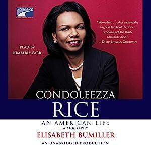 Condoleezza Rice - An American Life Audiobook