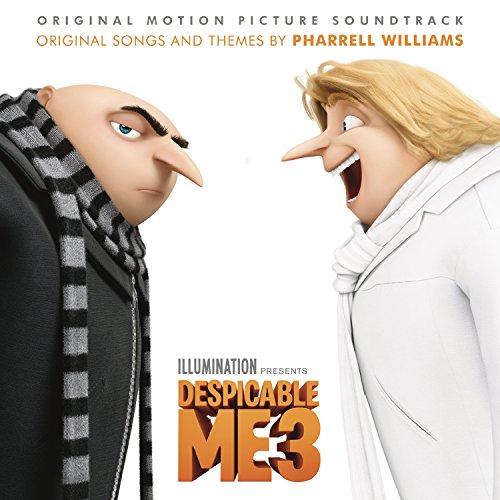 Price comparison product image Despicable Me 3 (Original Motion Picture Soundtrack)