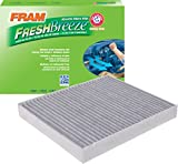 fram cabin air filters - FRAM CF11966 Fresh Breeze Cabin Air Filter with Arm & Hammer