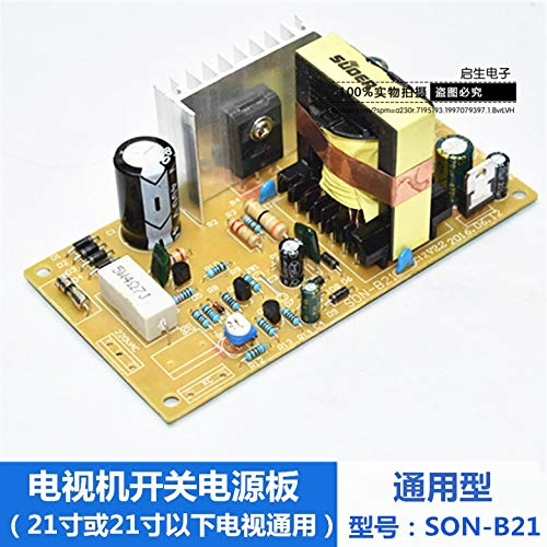 REFIT SON-B21 TV Switch Power Supply Board is Suitable for 21 inch or Less TV Power Supply General Module.