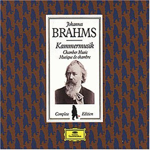 "Release ""complete brahms edition, volume 3: chamber music"" by."