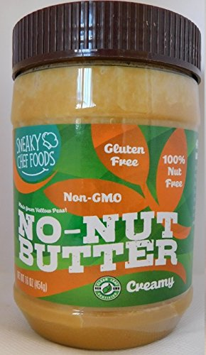 The Sneaky Chef Creamy No-Nut Butter, 16.2 Ounce ()