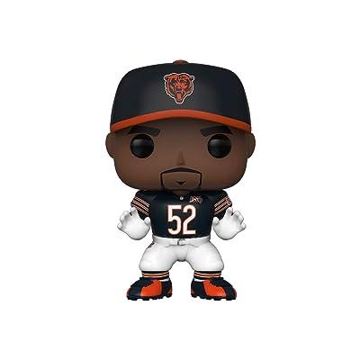 Funko POP! NFL: Khalil Mack (Bears): Toys & Games
