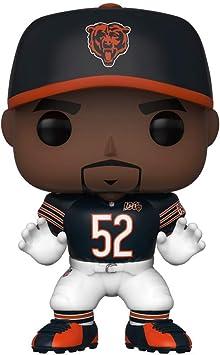 NFL Football Oakland Raiders KHALIL MACK Figure #96 In Stock! Funko POP BEARS