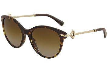 Gafas de Sol Bvlgari Divas Dream BV 8210B Dark Havana/Brown ...