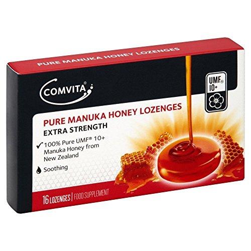 Comvita Manuka Honey (Comvita UMF 10+ Manuka Honey 16 lozenges)