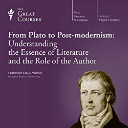 From Plato to Post-modernism: Understanding the Essence of Literature and the Role of the Author