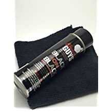 Black on Black with Free Fusion Five Microfiber Towel