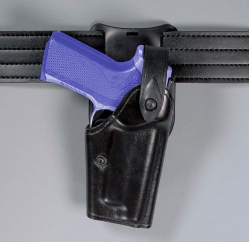 Safariland 1.50in. Belt Drop, Level II Retention - STX Tactical Black, ()