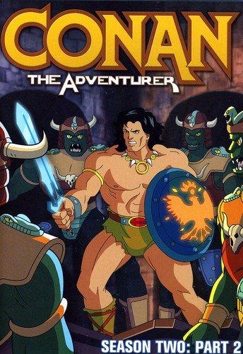 DVD : Conan the Adventurer: Season Two Part 2 (Full Frame, 2 Disc)