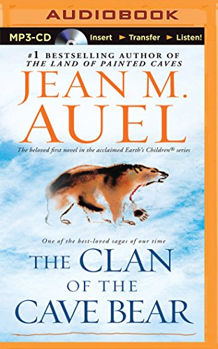 The Clan of the Cave Bear (Earth's Children Series)