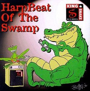 UPC 054477503328, King Snake Harp Classics: Harpbeat Of The Swamp