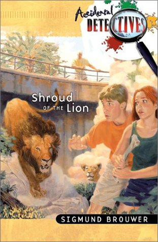 book cover of Shroud of the Lion