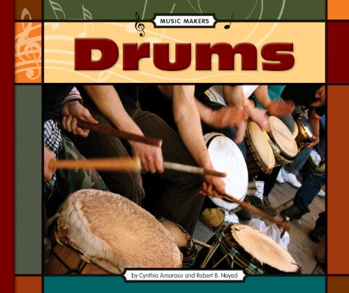 Pdf eBooks Drums (Music Makers)