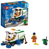 LEGO City Street Sweeper 60249 Construction Toy, Cool Building Toy for Kids, New 2020 (89 Pieces)