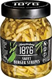 Hengstenberg 1876 Sweet Burger Stripes, 8.8 Ounces