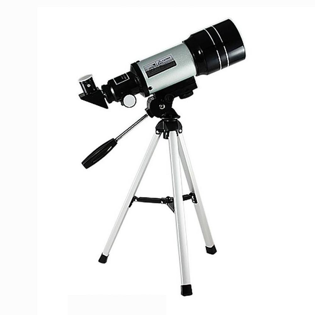 MIAO Astronomical Telescope, Professional View Star Students Entry High Power HD Monocular Dual - Use Night Vision F30070 by miaomiao