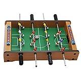 Homyl Mini Foosbal Foiotbal Table Soccer for Kids Family Set Leisure Board Game