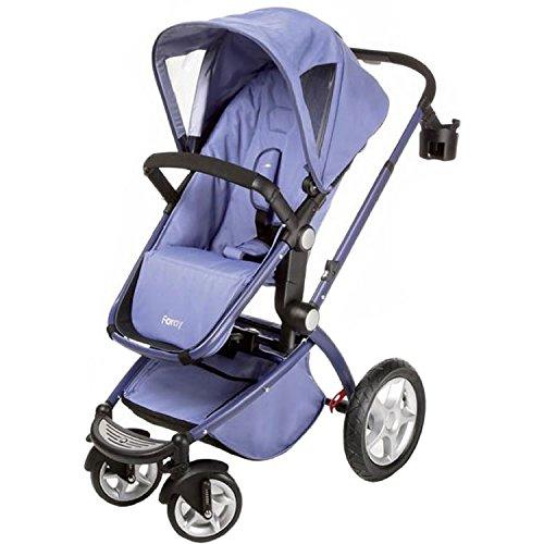 Maxi-Cosi Foray Stroller, Bleached Denim