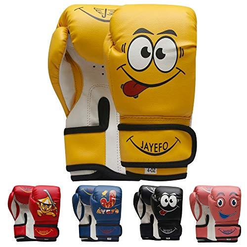 Jayefo Boxing Gloves Training Punching product image