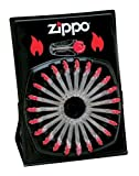 zippo flint dispenser - Zippo - Flint Dispenser 24 Packs Included