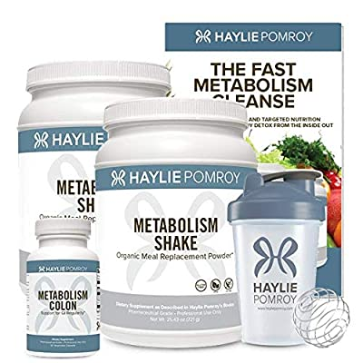 Image of Health and Household Haylie Pomroy's 5-Day Red-Carpet-Ready Cleanse Program
