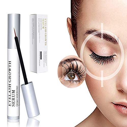 AGOPLEE Natural Eyelash Growth Enhancer & Brow Serum - Brow & Lash Enhancing Formula and Rapid Brow Growing Treatment for Long, Thick Looking Lashes and Eyebrows