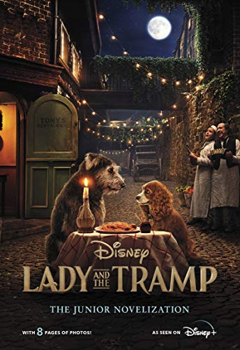 Lady and the Tramp Live Action Junior Novel