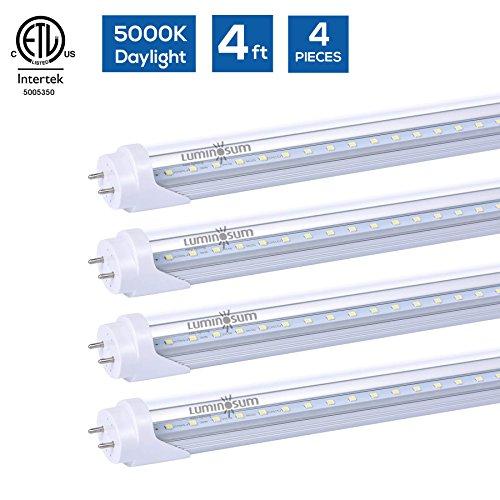 Led Lights In A Tube