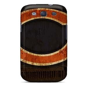 Excellent Design Chicago Bears Phone Case For Galaxy S3 Premium Tpu Case