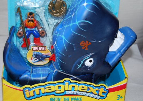 Fisher-Price Imaginext Hefty The Whale