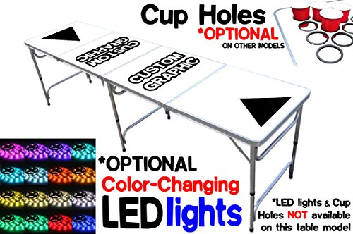8 Foot OPTIONAL Lights Surface Graphics