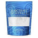 Ancient Minerals 750g magnesium bath flakes, 1.65 Pound