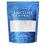 Ancient Minerals Magnesium Bath Flakes Single Use Pouch 1.65lbs