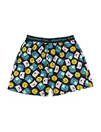 Adventure Time Beemo, Finn & Jake All Over Boxer Shorts