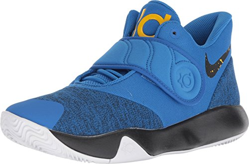 NIKE Men's KD Trey 5 VI Basketball Shoes Signal Blue/Black-White, 10