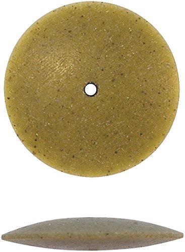 Pumice Wheels-knife Edge 7/8in -Medium Pk/12 - POL-360.20