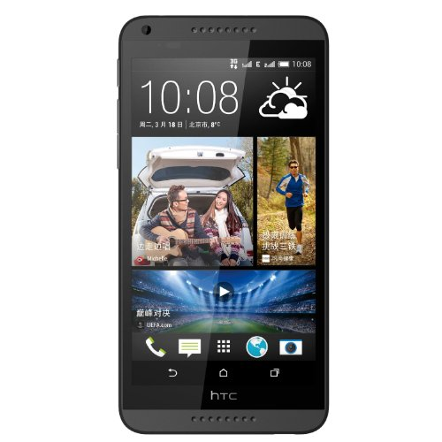HTC Desire 816w 5.5 inch Android 4.4 MSM8228 Quad Core 1.6GHz 13.0 MP Dual Sim Unlocked 3G HSPA Smartphone Color Grey
