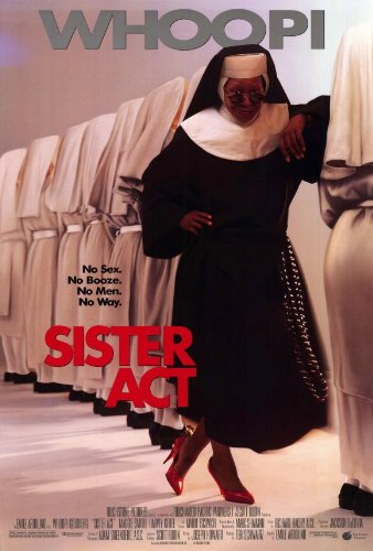 Sister Act 27x40 Movie Poster (1992)
