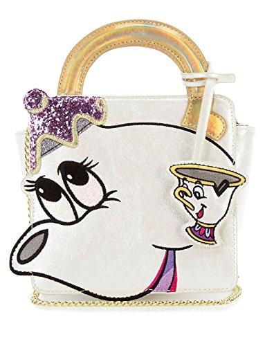 Nicole Mrs Danielle Disney And Potts Crossbody Bag Chip HfwUwqd