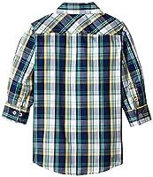U.S. Polo Assn. Boys' Plaid Sport Shirt
