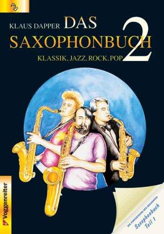 Das Saxophonbuch, Tl.2