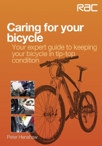 - Caring for your bicycle - Your expert guide to keeping your bicycle in tip-top condition