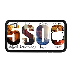 High quality 5 Second of Summer music band - 5SOS Band for fans durable cases For Samsung Galaxy S5 NLL872119222