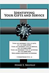 Identifying Your Gifts and Service Paperback