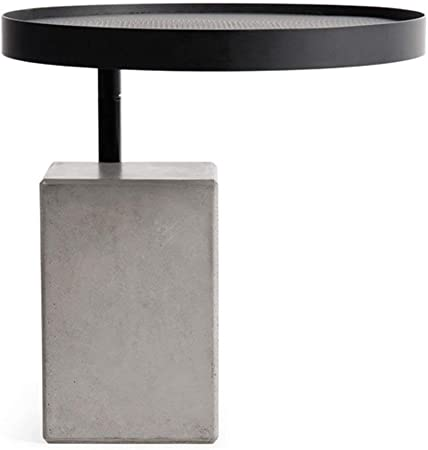 Amazon Com Lyon Beton Twist Side Table Concrete Garden Outdoor