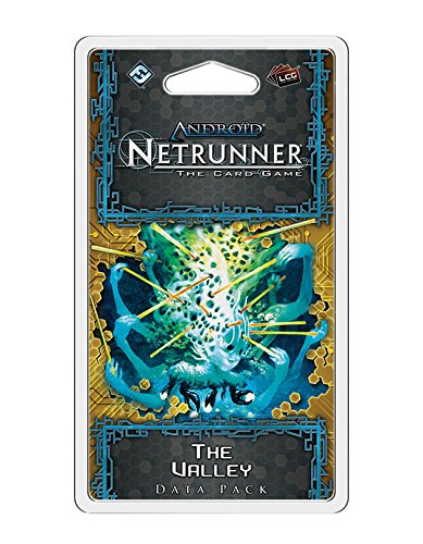 Android: Netrunner The Card Game - The Valley Data (Valley Sport Pack)